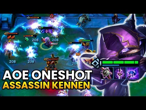 NEW META ASSASSIN KENNEN STRATEGY | Teamfight Tactics