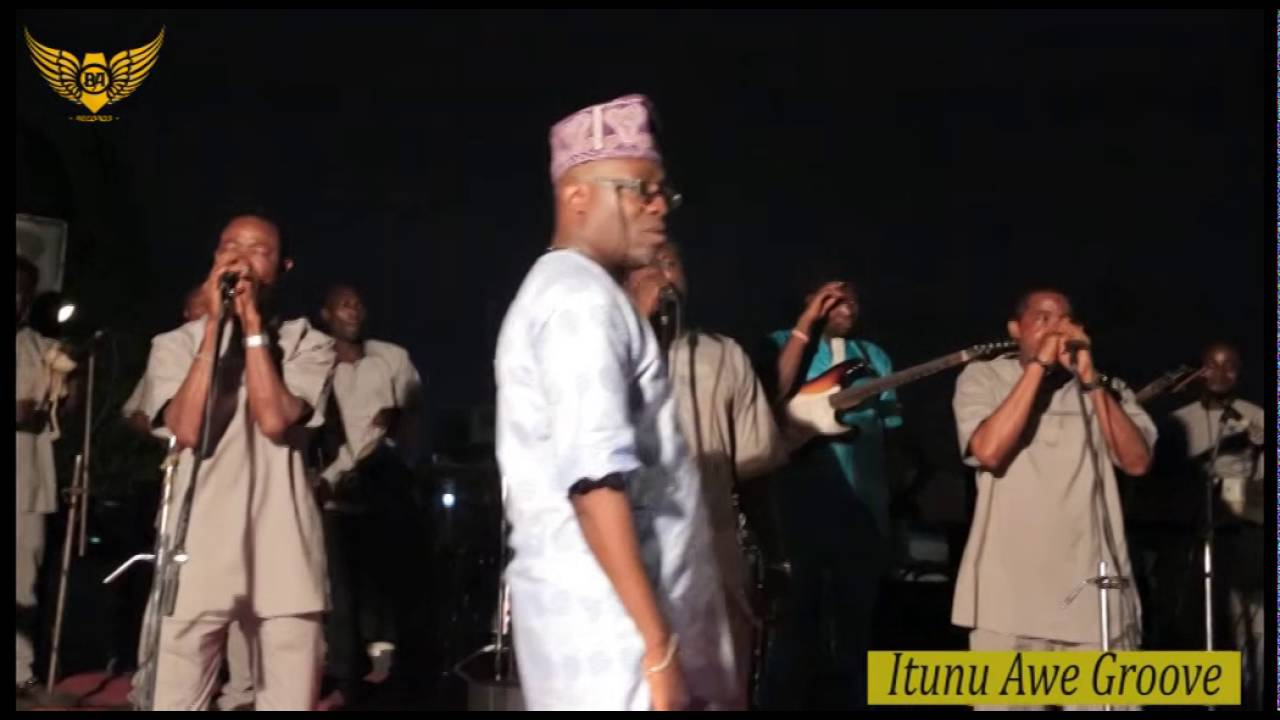 Download Adewale AYUBA Live at the 2016 ITUNU AWE GROOVE at King Size Place Lagos.
