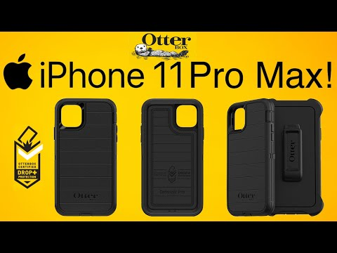 OtterBox Defender Series Case For Apple iPhone 11 Pro Max!
