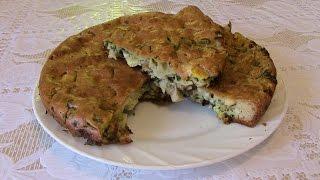 Пирог с  зеленым луком и яйцами Pie (Type Of Dish)