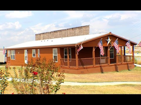 Great escape 4 bed cabin site built quality modular homes for Texas hill country cabin builders