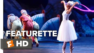The Nutcracker and the Four Realms Featurette - On Set with Misty Copeland | Movieclips Coming Soon