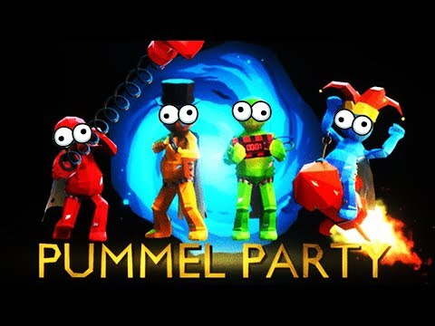 THE MOST UNLUCKY GAME OF PUMMEL PARTY!!