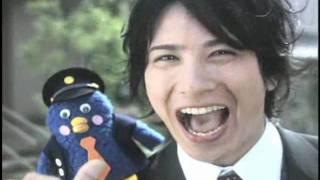 Japanese Driving school commercial version 1. Starring Takiguchi Yu...