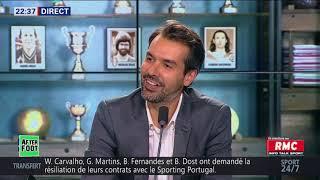 After Foot du mardi 12/06 – Partie 2/6 - L'avis tranché de Jérôme Rothen sur Antoine Griezmann