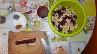 Как готовить Казы,Шужук,чучук дома.