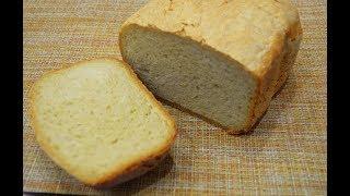 Белый хлеб в хлебопечке (рецепт белого хлеба в хлебопечке)./White bread in the bread maker.
