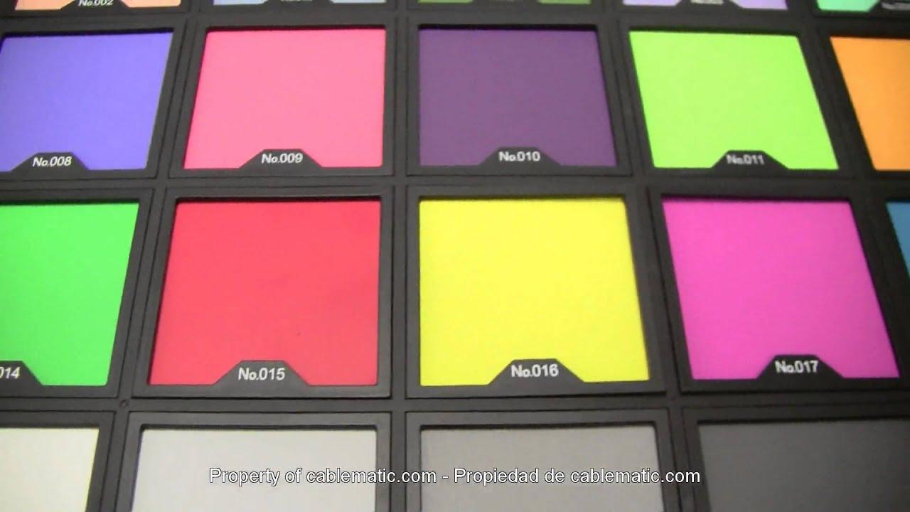 Gama de colores de pintura aerosoles mexicanos taringa for Gama colores pintura