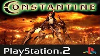 Constantine, PS2 , Sugestões De Jogos , Game play.