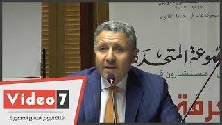 نجاد البرعى: أزمة أحمد ناجى فى أن القانون يرسخ للوصاية على المجتمع