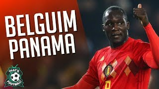 BELGIUM vs PANAMA LIVE Watchalong 2018