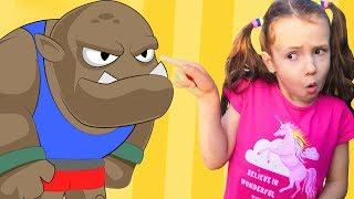 Go Away! song by Ulya Nursery Rhymes