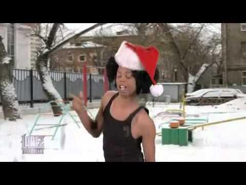 Antoine Dodson Christmas Song