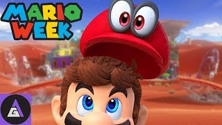 11 out of 10 WOULD PLAY AGAIN - Super Mario Odyssey Gameplay & Livestream - Mario Week