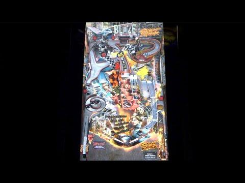 Ghost Rider Gameplay | Arcade1Up Marvel Pinball from Original Console Gamer