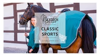ESKADRON CLASSIC SPORTS COLLECTION Autumn/Winter 2019/20
