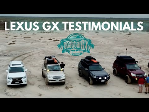 Why You Should Buy And Modify A Lexus GX