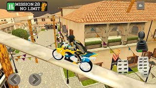 Pizza Delivery: Driving Simulator #5 Bike - Android Gameplay FHD