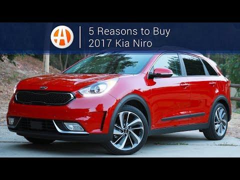 2017 Kia Niro 5 Reasons to Buy Autotrader