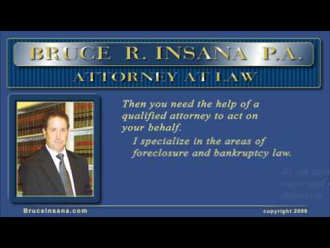Clearwater Foreclosures Bankruptcy Attorney, Bankruptcy For