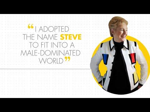 Gender Gap Stories: Dame Steve Shirley | Shell #MakeTheFuture