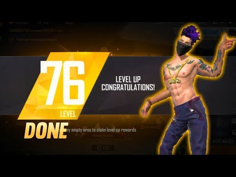 76 Level Noob Player Is Live Rank Push To Heroic-  Free Fire LIve AO VIVO