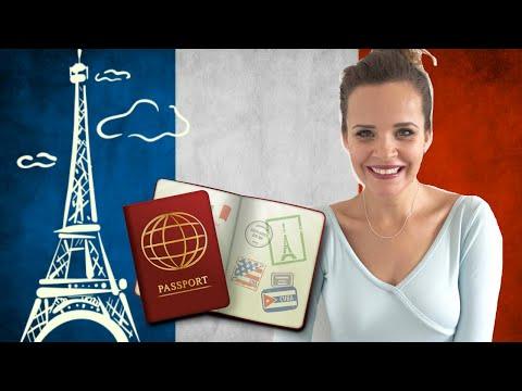 Vente a vivir a Francia Legalmente / Una Mexicana en Paris