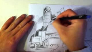 Drawing a Farm