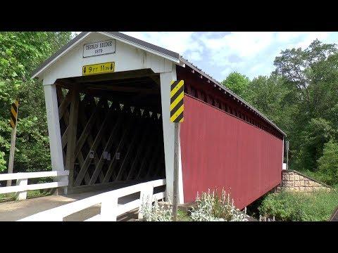 Exploring and Documenting Three Historic Covered Bridges in Pennsylvania