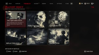 WWII - Zombies - The Tortured Path - PS4 - DLC3 [06-07-2018]