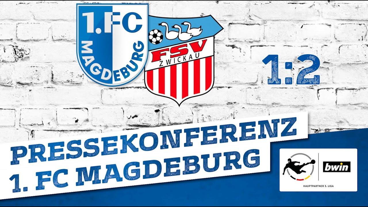 Magdeburg Gegen Zwickau