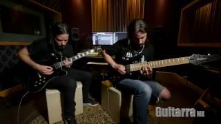 MASTER CLASS AGORA: Zona de Silencio Solo GTR por Manuel & Sergio para GuitarraMX