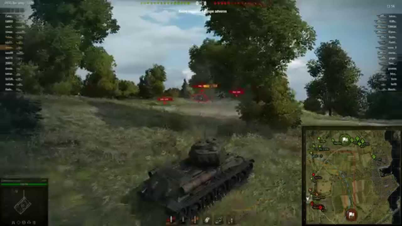 t 34 85 gameplay venice - photo#22