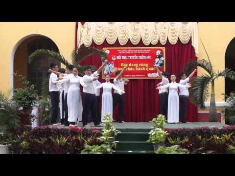 Phút Truyền Thống trại 9/1 2013 (THPT Nguyễn Thị Minh Khai)