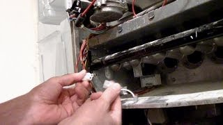 How to replace gas ignitor Bryant furnace Error 34