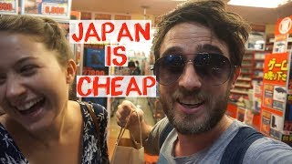 Japan Is Cheap - Digital Nomad In Tokyo - Buying A Nintendo Switch