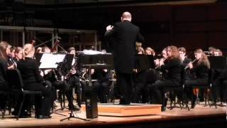 "Bethel University Wind Symphony - ""Grace Will Lead Me Home"""