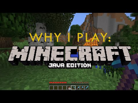 Why I Play the JAVA Edition of Minecraft