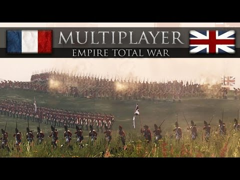 The British Defense in Depth (Total War: Empire Battle #193)