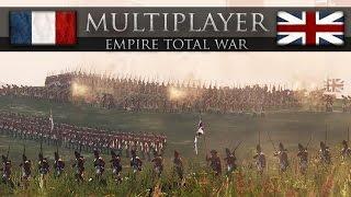 The British Defense in Depth (Total War: Empire Battle #193)