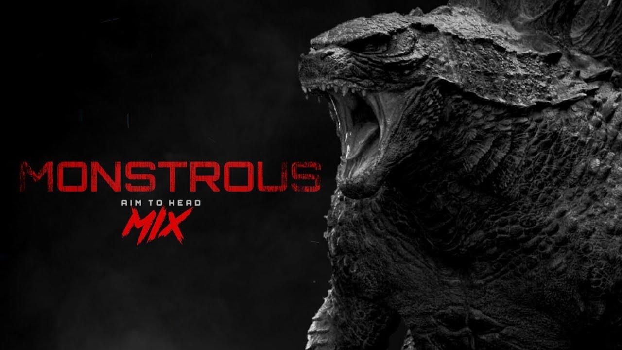1 HOUR Dark Bass Techno / Tech House / Dark Clubbing Mix 'MONSTROUS'