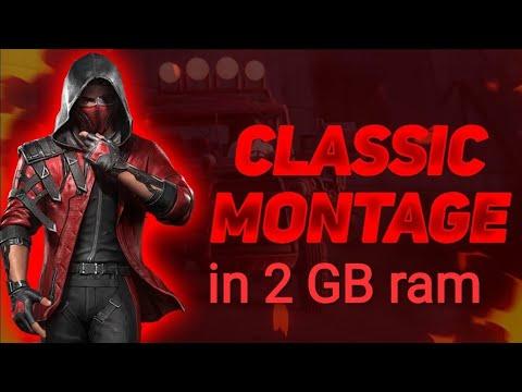 ||-pubg-mobile-||-classic-montage-in-2-gb-ram-😮😮😮