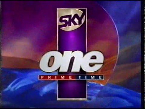 SKY ONE PRIMETIME adbreaks - 21st October 1995