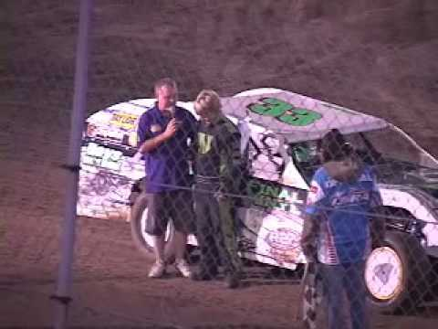 Valley Speedway Feature Races  9 26 15
