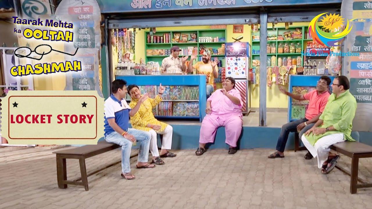 Download Everyone Is Missing Popatlal At The Soda Shop   Taarak Mehta Ka Ooltah Chashmah   Locket Story
