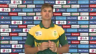 South Africa U19s - Meet The Team