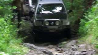 jca off road cup 2012 NISSAN