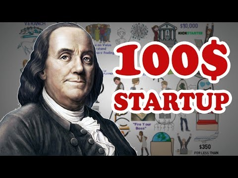 $100 DOLLAR STARTUP Animated Book Review!