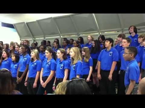 Siyahamba - Henderson Middle School Chorus