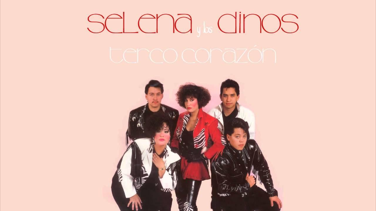Descargar musica de Selena Y Los Dinos musica